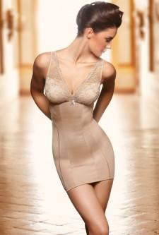 Moderne Unterröcke und Unterkleider sind nicht nur praktisch sondern auch schön. (Model Eprise)